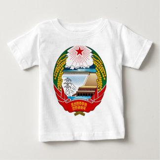 North Korea Coat Of Arms Baby T-Shirt