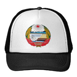 North Korea Coat of Arms Hat