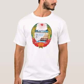 North Korea Coat Of Arms T-Shirt