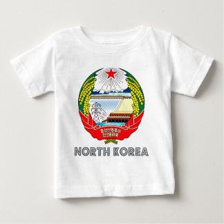 North Korea Coat of Arms Tshirts