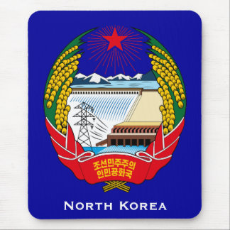 North Korea* Computer Mousepad