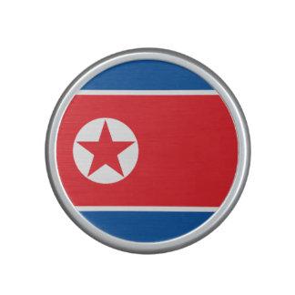 North Korea Flag Bluetooth Speaker