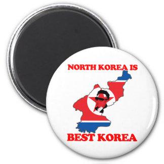 North Korea is Best Korea Magnet