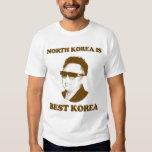 North Korea is best Korea Tshirts