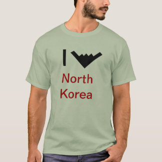 North Korea is the BOMB T-Shirt
