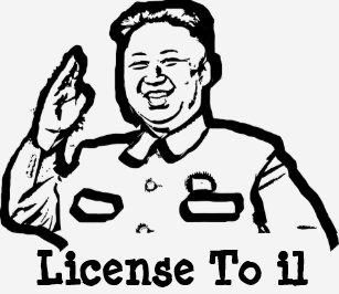 North Korea Kim Jong Un Funny Tees