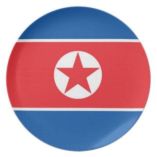 NORTH KOREA PLATES