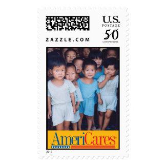 North Korea Postage
