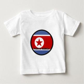 North Korea Roundel quality Flag Tshirt