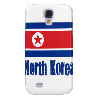 North Korea Samsung S4 Case