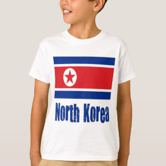North Korea T-Shirt