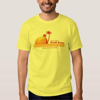 North Korea Tourism T-Shirt