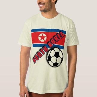 NORTH KOREA World Soccer Fan Tshirts
