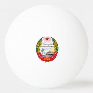North Korean emblem Ping-Pong Ball