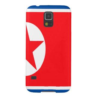 North Korean Flag Galaxy S5 Case