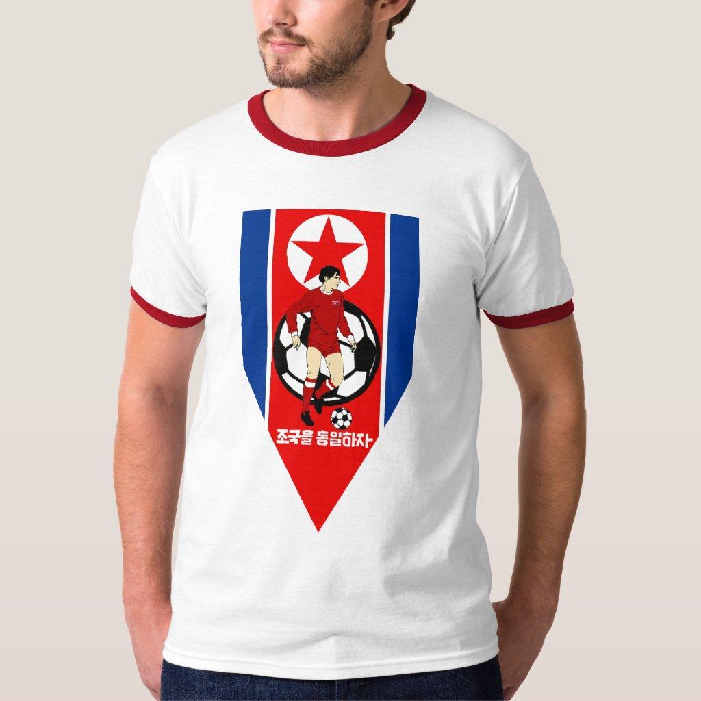 NORTH KOREAN FOOTBALL T-Shirt