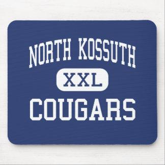 North Kossuth Cougars Middle Bancroft Iowa Mouse Pad