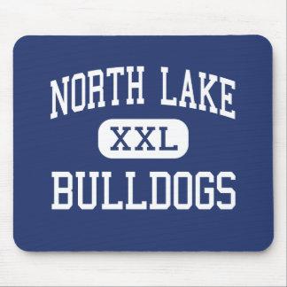 North Lake Bulldogs Middle Lake Stevens Mousepad