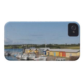 North Lake Harbour, Prince Edward Island. iPhone 4 Case