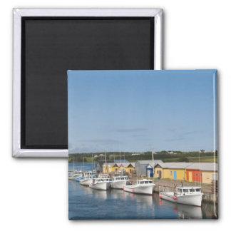 North Lake Harbour, Prince Edward Island. Fridge Magnet