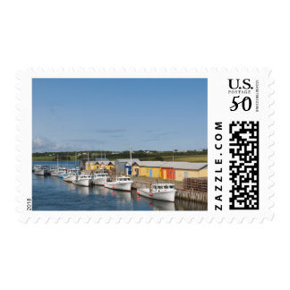 North Lake Harbour, Prince Edward Island. Postage