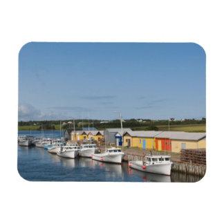 North Lake Harbour, Prince Edward Island. Flexible Magnet