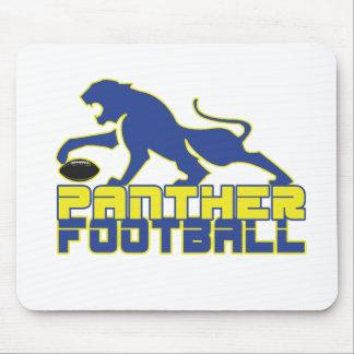 North Lamar Panther Football Paris Texas Mouse Pad
