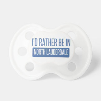 North Lauderdale Pacifier