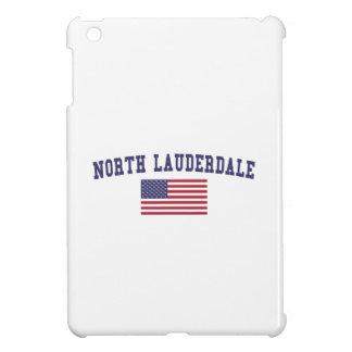 North Lauderdale US Flag iPad Mini Covers