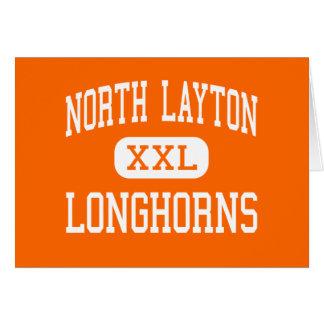 North Layton - Longhorns - Junior - Layton Utah Card