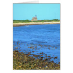 North Light Block Island Card