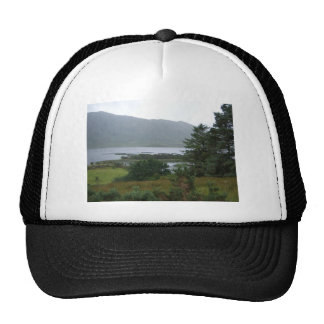 North Lough Corrib Mesh Hat