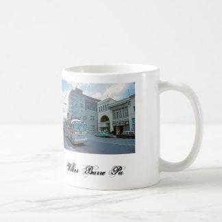North Main St. Wilkes-Barre Pa. Mug