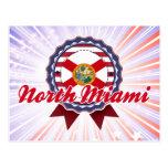 North Miami, FL Postcard
