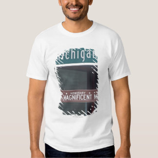 'North Michigan Avenue and The Magnificent Mile T Shirts