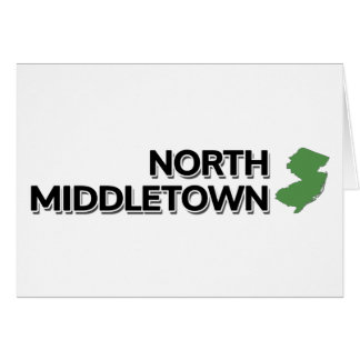 North Middletown, New Jersey Card