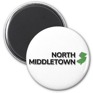 North Middletown, New Jersey Fridge Magnets