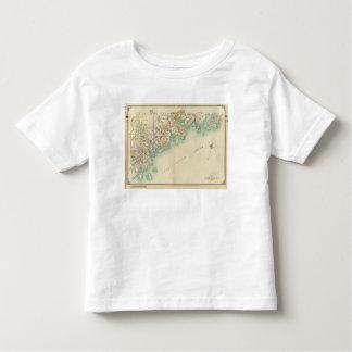North New York City 2 Toddler T-shirt