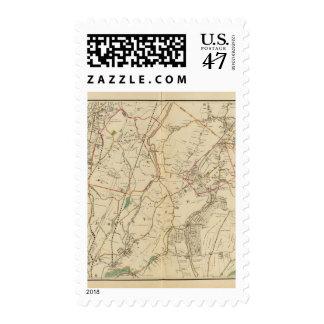 North New York City 4 Postage