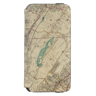 North New York City 5 iPhone 6/6s Wallet Case
