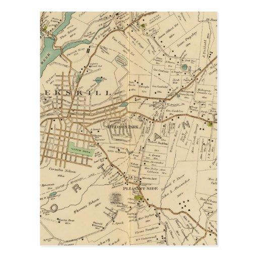 North New York City 6 Postcards