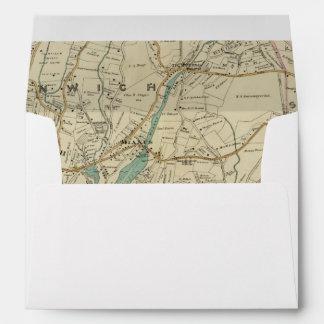 North New York City 7 Envelope