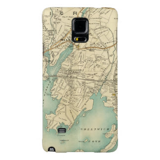 North New York City 7 Galaxy Note 4 Case