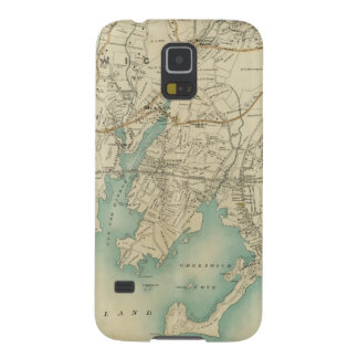 North New York City 7 Galaxy S5 Case