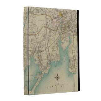 North New York City 7 iPad Folio Cover