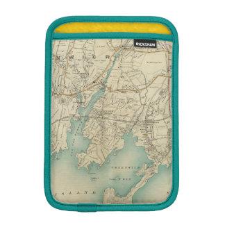 North New York City 7 iPad Mini Sleeves