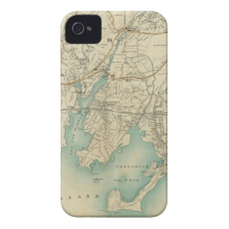 North New York City 7 iPhone 4 Cover