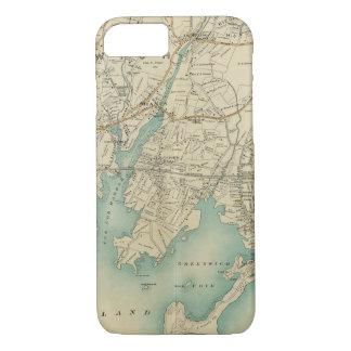 North New York City 7 iPhone 8/7 Case