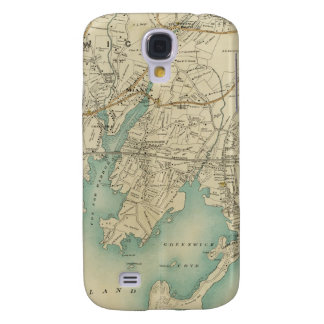North New York City 7 Samsung Galaxy S4 Case