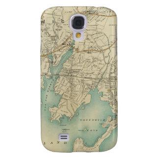 North New York City 7 Samsung Galaxy S4 Case
